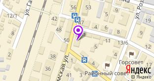 Пивной банк на карте города Джанкой, ул. Крымская, 45