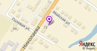 Бристоль на карте Мариинского Посада, ул. Андрияна Николаева, 73