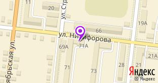 Строй Дом на карте Заинска, ул. Никифорова, 71А