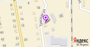 Магнетар на карте Курлово, ул. Тумская, 3