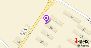 Народный на карте Шиханов, ул. Ленина, 28