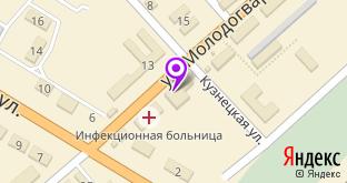 Мой малыш на карте Новошахтинска, ул. Молодогвардейцев, 18