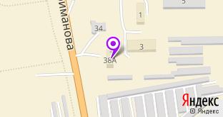 Торговый дом Транзит на карте Заинска, ул. Нариманова, 38А