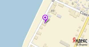 Причал на карте Сретенска, ул. Набережная, 49