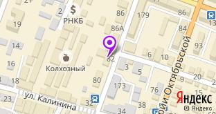 Магазин Компьютеры на карте города Джанкой, ул. Интернациональная, 82