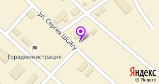 Сээн на карте Чадана, ул. Сергея Шойгу, 48