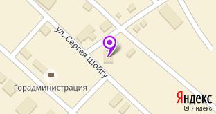 Сайзанак на карте Чадана, ул. Сергея Шойгу, 48