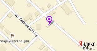 Буян на карте Чадана, ул. Сергея Шойгу, 48