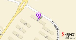 Магнит Косметик на карте Шиханов, ул. Ленина, 32