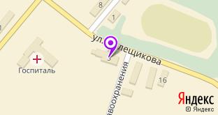 Батэль на карте Шиханов, пер. Спортивный, 3