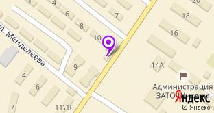 Продуктовый магазин на карте Шиханов, ул. Садовая, 10