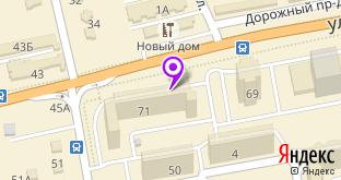 МЗ Дизайн на карте Лобни, ул. Ленина, 71