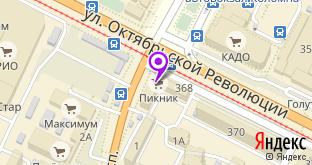 октябрьской революции368 коломна на карте скобках указано